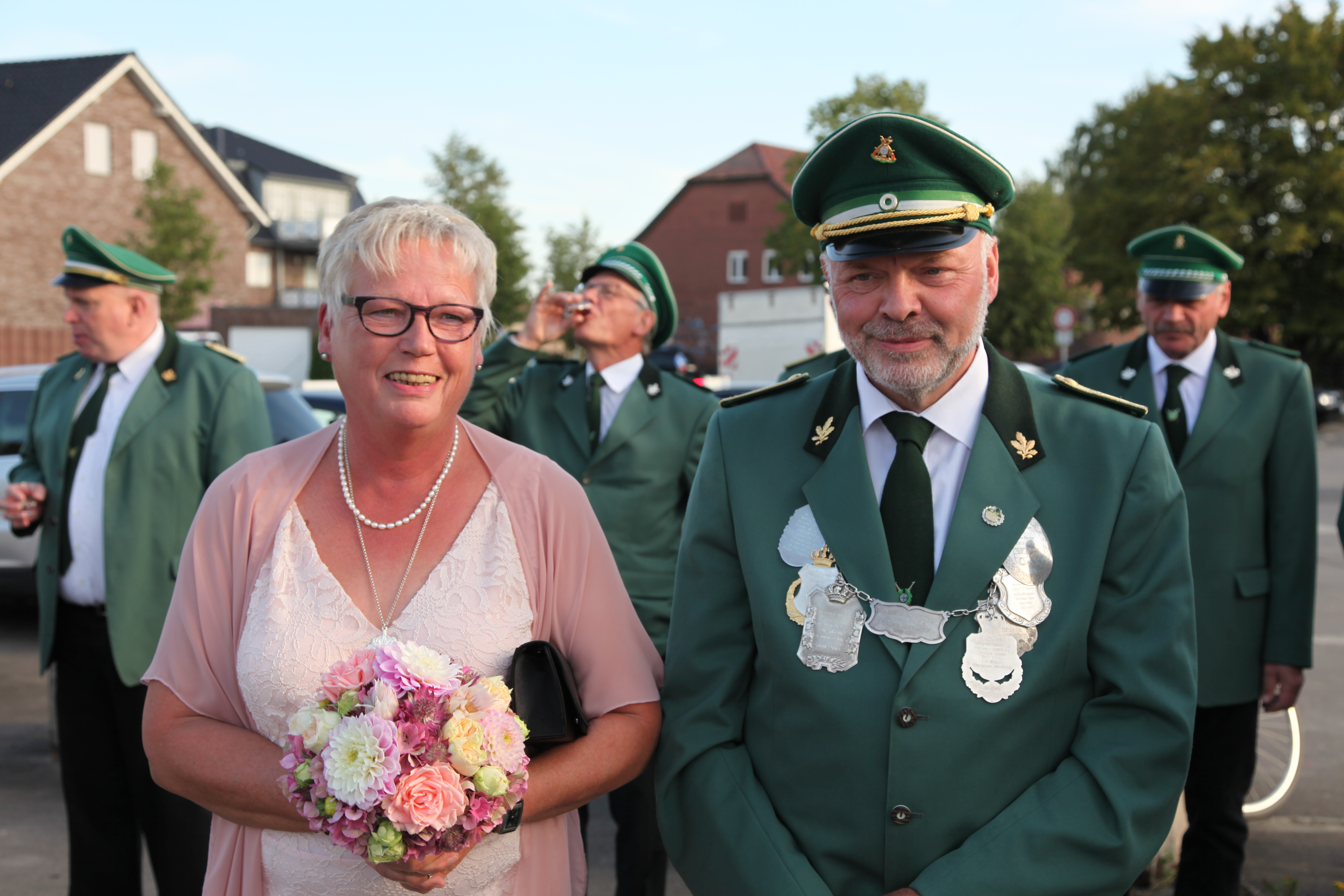 Königsball 2018 – König Hubert und Königin Monika luden ein